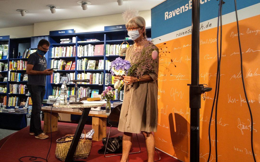 Karin Nowak: Lesung Ravensbuch 14.07.2020